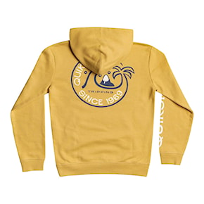 Hoodie Quiksilver Into The Wide Youth rattan 2021