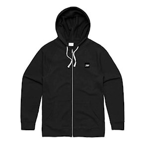 Mikina Santa Cruz Patch Zip Hoodie black 2020