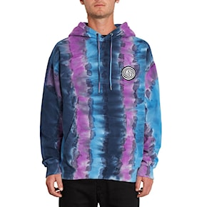Hoodie Volcom Scrowed P/o ballpoint blue 2021