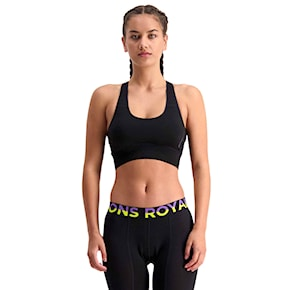 Mons Royale Stratos Shift Bra black 2021