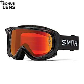 MTB brýle Smith Fuel V.2 Sw-X M black 2021