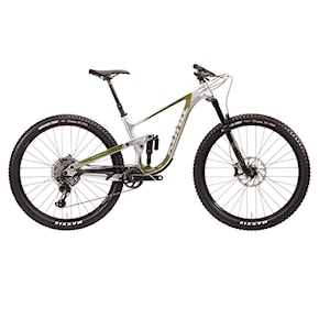 MTB bicykel Kona Process 134 CR/DL 29 polar silver 2020