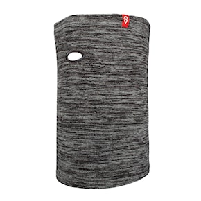 Nákrčník Airhole Microfleece heather black 2020/2021