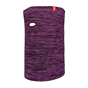 Nákrčník Airhole Microfleece heather purple 2020/2021