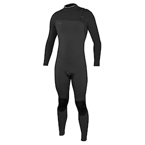 Wetsuit O'Neill Hyperfreak Comp 3/2 Zipless Full black/black 2020
