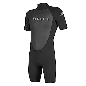 Wetsuit O'Neill Reactor Ii 2Mm Bz S/s Spring black/black 2020