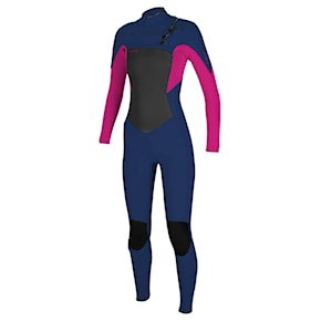 Wetsuit O'Neill Youth Epic G. 4/3 CZ Full navy/berry 2020