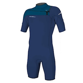 Wetsuit O'Neill Youth Hammer 2mm CZ S/S Spring navy/navy/ultra blue 2020