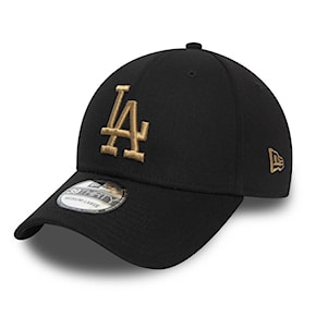 Kšiltovka New Era Los Angeles Dodgers 39Thirty L.e black/white 2021