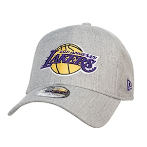 Kšiltovka New Era Los Angeles Lakers 39Thirty Hthr grey 2020