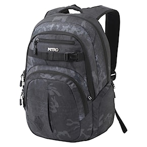 Backpack Nitro Chase forged camo 2020/2021