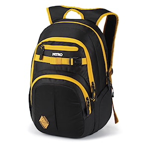 Backpack Nitro Chase golden black 2020/2021