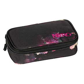 Piórnik Nitro Pencil Case Xl black rose 2020/2021