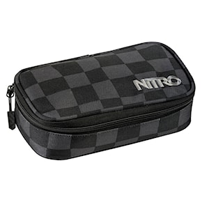 School case Nitro Pencil Case Xl checker 2021