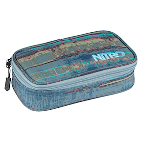 School case Nitro Pencil Case Xl frequency blue 2021