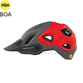Helmet Oakley DRT5 - Europe black/red 2021