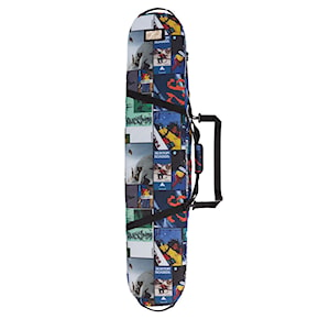 Board Bag Burton Board Sack catalog collage print 2020/2021