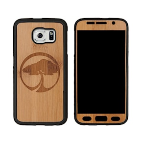 Phone case Arbor Arbor Tree Icon Galaxy S6 bamboo 2017/2018