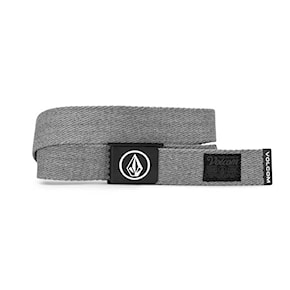 Pasek Volcom Circle Web heather grey 2021