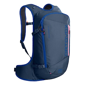 Snowboard backpack Ortovox Cross Rider 20 S blue lake 2020/2021