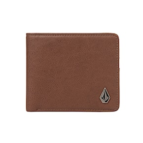 Wallet Volcom Slim Stone brown 2020