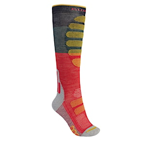 Snow socks Burton Wms Performance+Lightweight Com. hibiscus pink 2020/2021