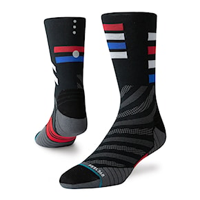 Socks Stance Travel Crew black 2020