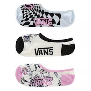 Socks Vans Bloom Checkz Canoodles multi 2021