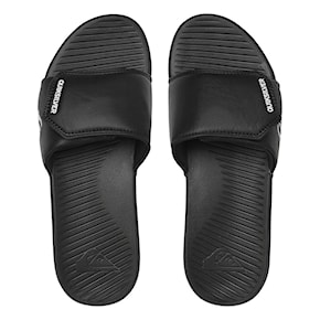 Quiksilver Bright Coast Slide black/white/black 2021
