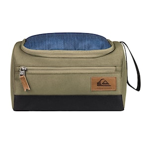 Toiletry bag Quiksilver Capsule II burnt olive 2020