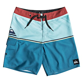 Boardshorts Quiksilver Everyday Divison Youth 16 southern ocean 2019