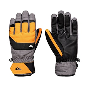 Gloves Quiksilver Gates heather grey 2020/2021