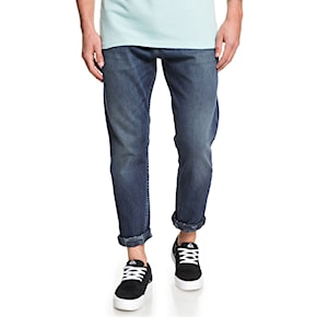 Jeans Quiksilver High Water aged blue 2019