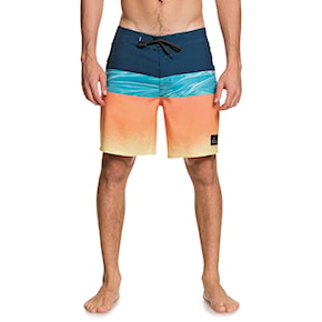 Boardshortky Quiksilver Highline Hold Down 18 majolica blue 2021