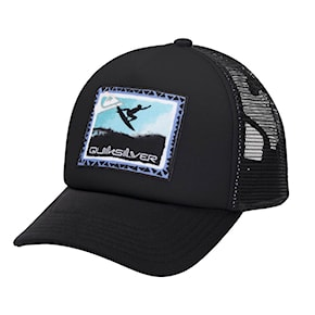 Cap Quiksilver Magic Sun Boy black 2021