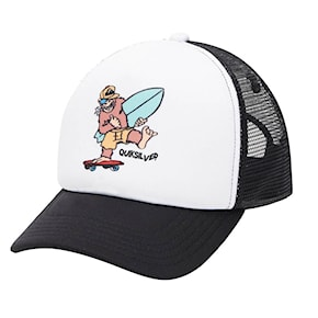 Cap Quiksilver Magic Sun Boy white 2021