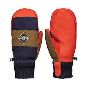 Rukavice Quiksilver Method Mitt pureed pumpkin 2020/2021