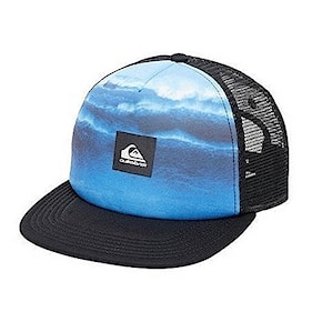Quiksilver Migrant Patterns Trucker Youth airy blue 2021