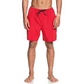 Boardshortky Quiksilver On Tour Volley 15 high risk red 2020