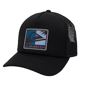 Cap Quiksilver Standardize Youth black 2021