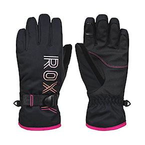 Gloves Roxy Freshfield Girl true black 2020/2021