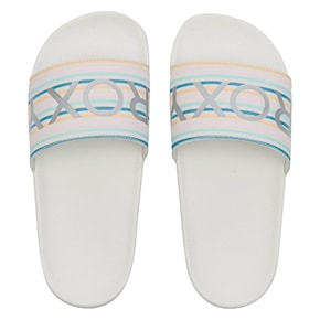 Roxy Slippy Ii Girls stripe barely pink 2021