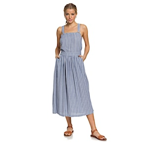 Šaty Roxy Summer Transparency true navy birdy stripes 2020
