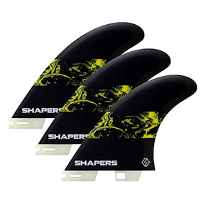 Shapers Core Lite Tri S2 black/yellow