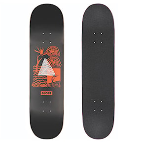 Skate deska Globe G1 Fairweather black/red 2021