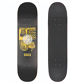 Skate deska Globe G1 Fairweather black/yellow 2021