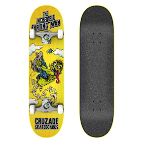 Skateboard Cruzade The Incredible Farting Man 8.25 2021