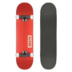 Skateboard Globe Goodstock red 2021