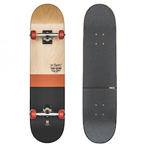 Skateboard Globe G2 Half Dip 2 natural/rust 2021