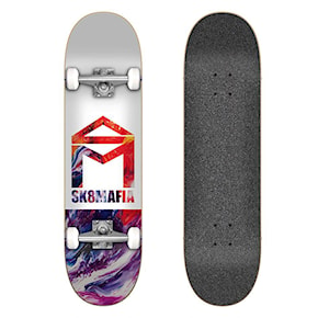 Skateboard Sk8Mafia House Logo Oil Low 7.5 2020